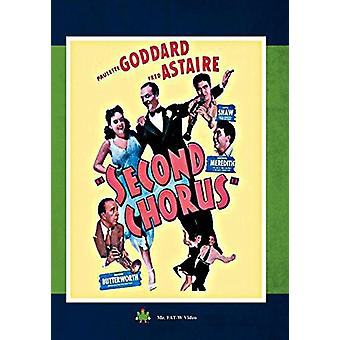 Second Chorus [DVD] USA import