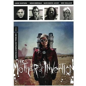 Mor til oppfinnelsen [DVD] USA importere