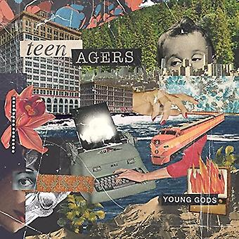 Teen Agers - Young Gods [Vinyl] USA import