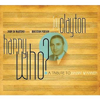 Jay Clayton - Harry der? [CD] USA import