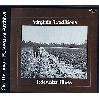 Virginia traditioner - Tidewater Blues [CD] USA import