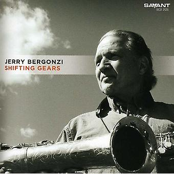 Jerry Bergonzi - Shifting Gears [CD] USA import