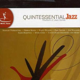 Quintessential Jazz - Quintessential Jazz [CD] USA import