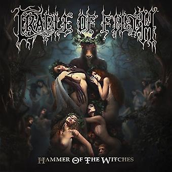 Cradle of Filth - martello dell'importazione USA streghe [CD]