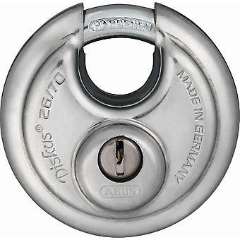 ABUS Anti Diskus padlock Keys Same drill 70MM 26/70 Ka Rr00542