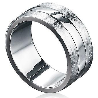 925 Silber modische polierten Ring