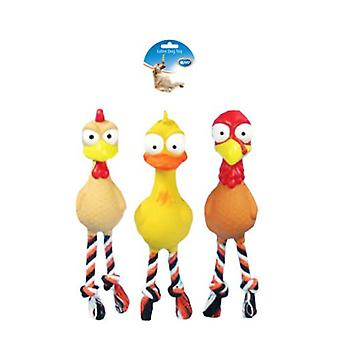 Duvo+ Latex Dog Toy Poultry 28 Cm (Dogs , Toys & Sport , In latex)