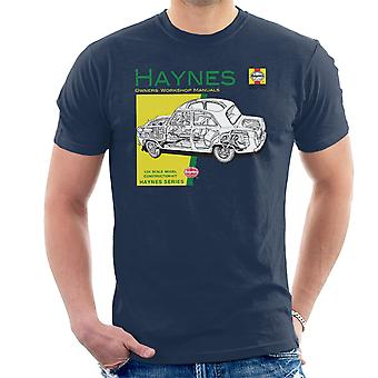 Haynes Owners Workshop Manual 0069 Ford Prefect Men's T-Shirt