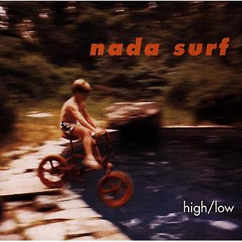 Nada Surf - High/Low [CD] USA import