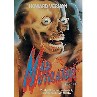 Ogroff: Mad Mutilator (Cover B Version) [DVD] USA import