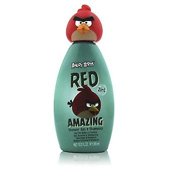 Angry Birds Gel Shampoo Red Topper (Children , Cosmetics , Body lotions)