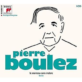 Pierre Boulez - FN Siecle De Musique Francaise [CD] USA import