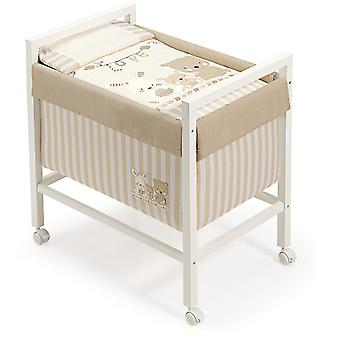 Interbaby Model Love Beige Square minicuna