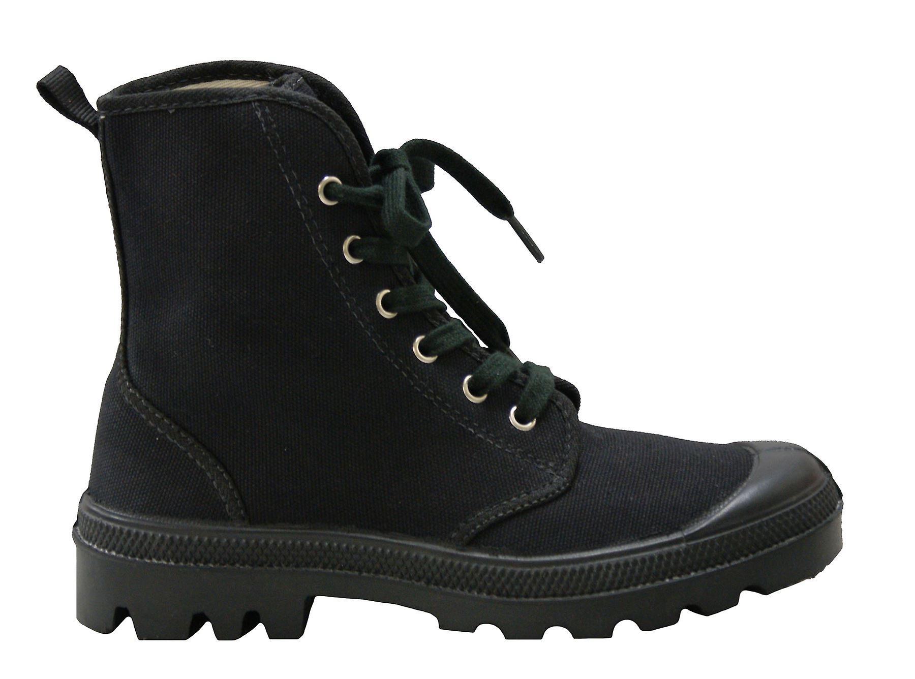 Unisex Schuhe Hallo Pampa Canvas Stiefel Schuhe