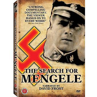 Importación de la búsqueda de los E.e.u.u. de Mengele [DVD]