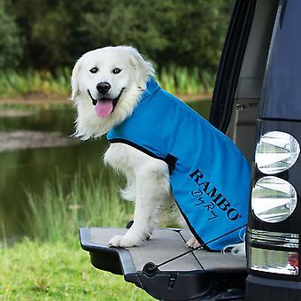 Rambo-Trockenfutter für Hunde-Jacke