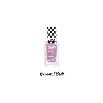 Barry M Barry M Speedy Quick Dry Nail Paint Personal Best
