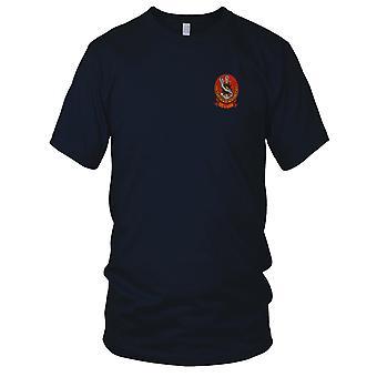 USMC Marine Advisor Co Van - ARVN - Military Insignia Vietnam War Embroidered Patch - Ladies T Shirt