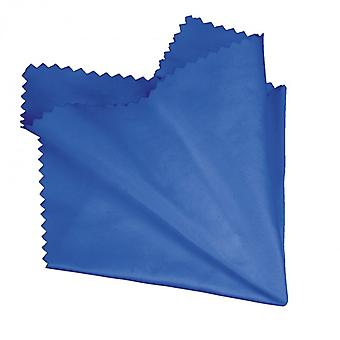 HAMA cleaning cloth for screens 20x20cm is measured, Blue