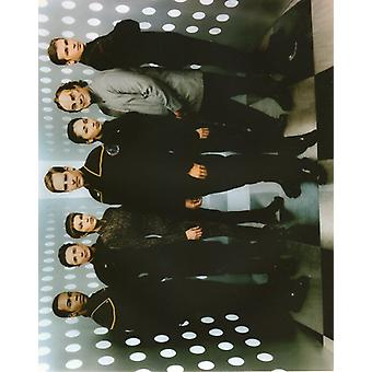 Star Trek Enterprise Cast Photo (10 x 8)