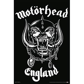 MOTORHEAD Made in England Poster Poster Print