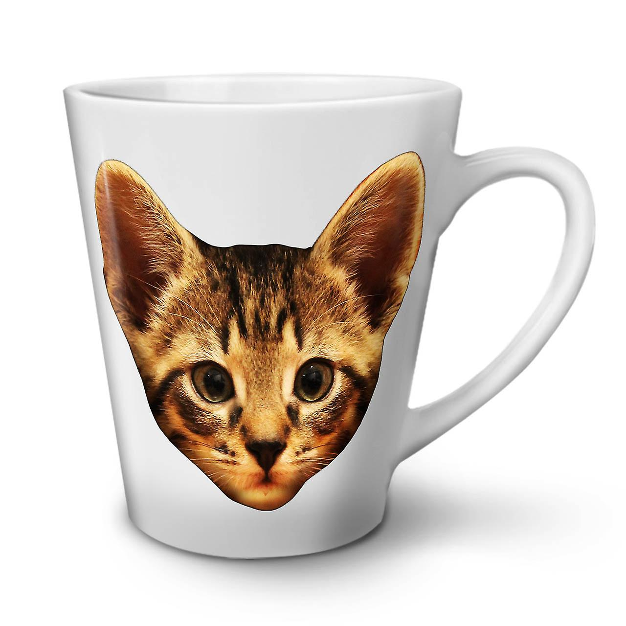 Poilu Café Céramique Kitty Animal Cat Tasse 12 En OzWellcoda Nouvelle Latte Blanche 35RjLqcA4S