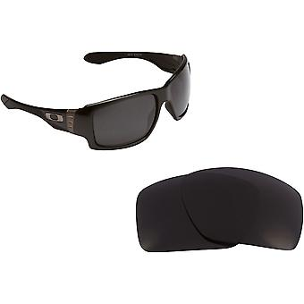 Best SEEK Replacement Lenses for Oakley BIG TACO - Multiple Options