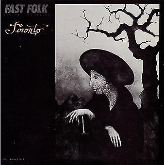 Fast Folk Musical Magazine - Vol. 4-Fast Folk Musical Magazine (8) Toronto [CD] USA import