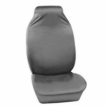 Caraselle Deluxe Heavy Duty grijs voorkant Car Seat Cover in Nylon