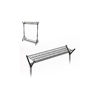 Top Storage Shelf For Heavy Duty Clothes Rail - 4ft
