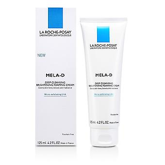 La Roche Posay New Mela-D Deep Cleansing Brightening Foaming Cream 125ml/4.2oz
