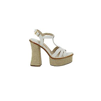 Paloma Barceló women's MRCONAW1 White Leather sandals