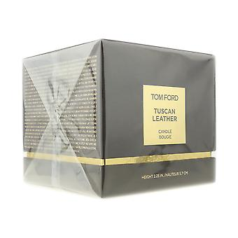 Tom Ford Tuscan Leather Candle 21.0oz New In Box