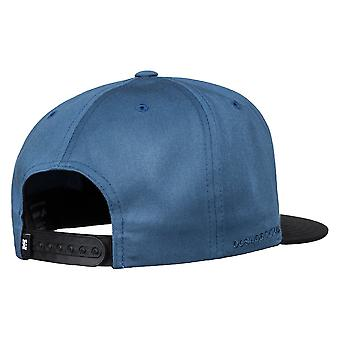 DC Heard Ya 2 Snapback Cap - Blue Mirage