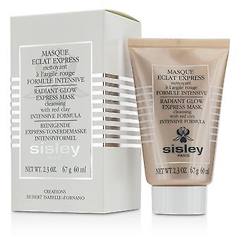 Sisley Radiant Glow Express Mask With Red Clays - Intensive Formula 60ml/2.3oz