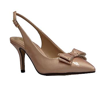 Glamour Womens Shoe Elle Nude