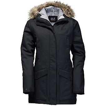 Jack Wolfskin Womens Coastal Range Jacket Waterproof and Breathable