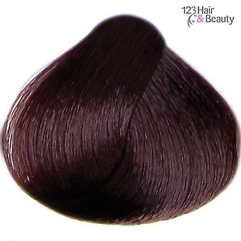 Ion Ion Permanent Hair Colour - 5.53 Light Mahogany Golden Brown