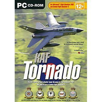 RAF Tornado FS 2002 CFS 3 tillägg (PC CD)