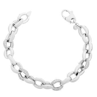 Orphelia Silver 925 armbanden Links Zirc ZA-7175