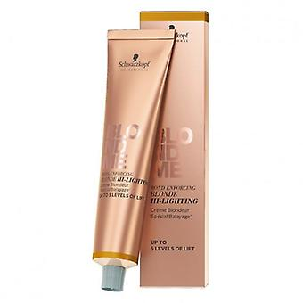 Schwarzkopf Blonde me Toning Creme Hi-Lighting 60ml - Cool Rose