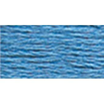 DMC 6-Strand Embroidery Cotton 100g Cone-Blue Medium