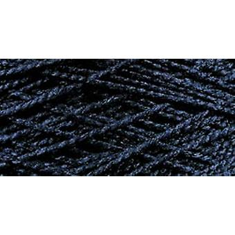 Needloft Craft Yarn 20yd-Dark Royal Blue