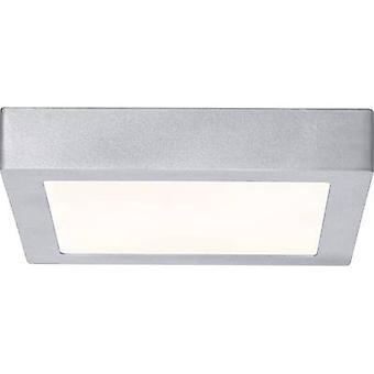LED panel 15.5 W Warm white Paulmann Lunar 706.49 Chrome (matt)