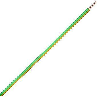 Kopp 154725002 Strand H07V-U 1 x 1.50 mm² Green-yellow 25 m