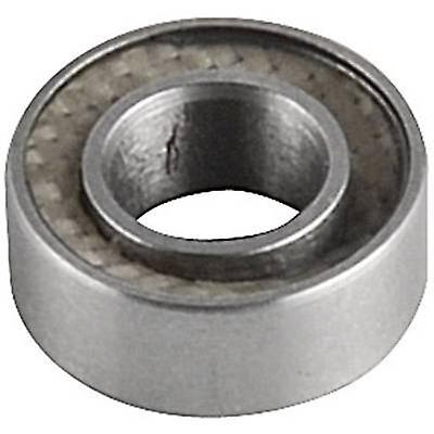 Reely Ball bearing Chrome steel Inside diameter: 8 mm Outside diameter: 12 mm Rotational speed (max.): 45000 rpm