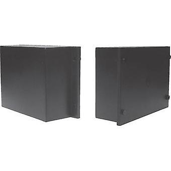 Strapubox 518 Module casing 109 x 89 x 45 Acrylonitrile butadiene styrene Black 1 pc(s)