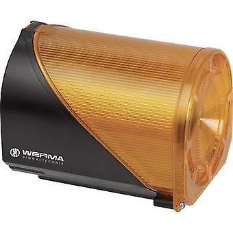 Combo Werma Signaltechnik 444.300.68 Yellow