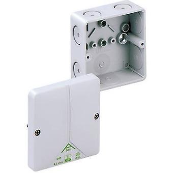 Joint box (L x W x H) 93 x 93 x 55 mm Spelsberg 80490701 Grey
