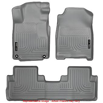 Husky Liners Floor Mats - WeatherBeater 98472 Grey Fits:HONDA | |2016 - 2016 CR
